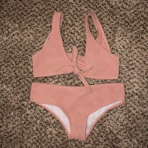 Other - TOP KNOT SWIMSUIT